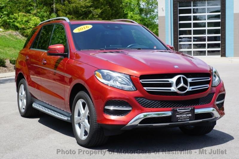 Mercedes-Benz GLE 2016 price $30,699