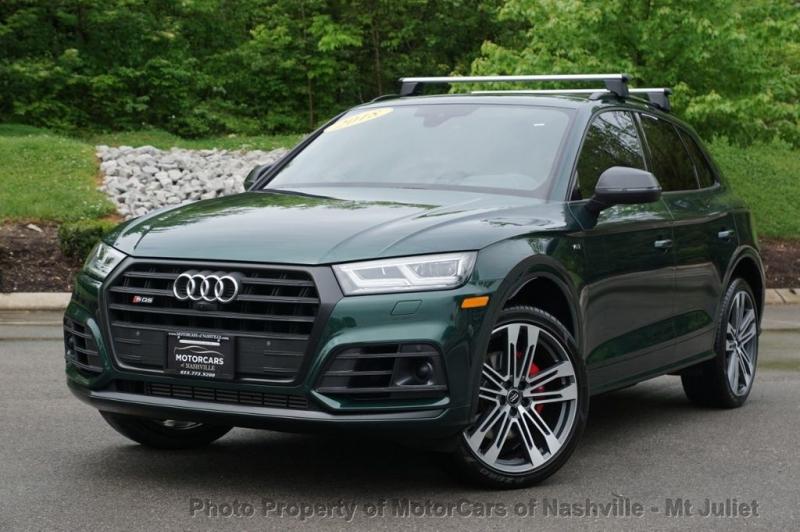 Audi SQ5 2018 price $47,998