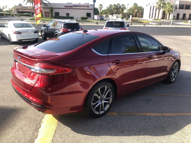 Ford Fusion 2017 price $14,995