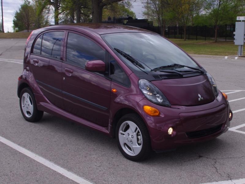 Mitsubishi i-MiEV 2012 price $4,295
