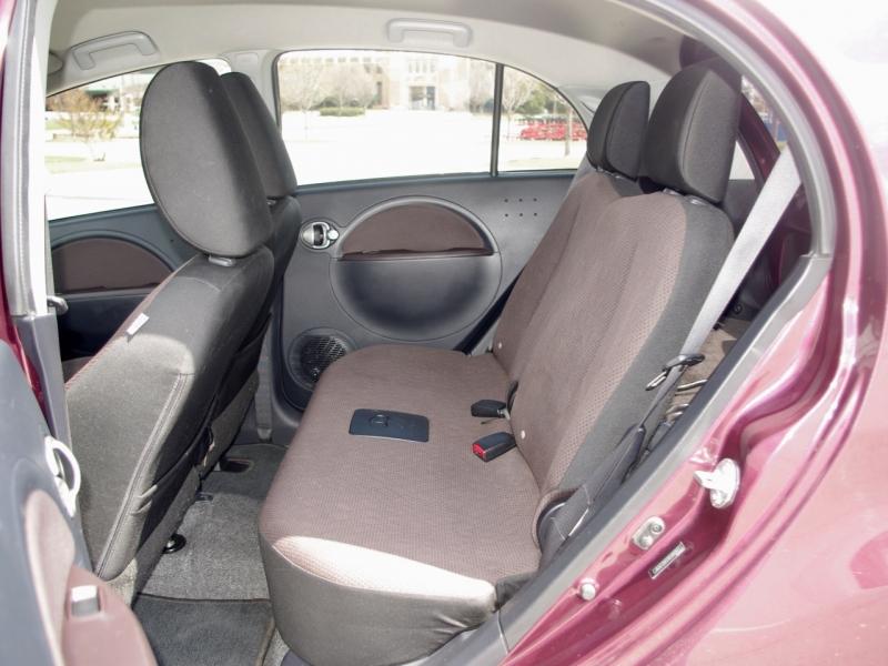 Mitsubishi i-MiEV 2012 price $4,495