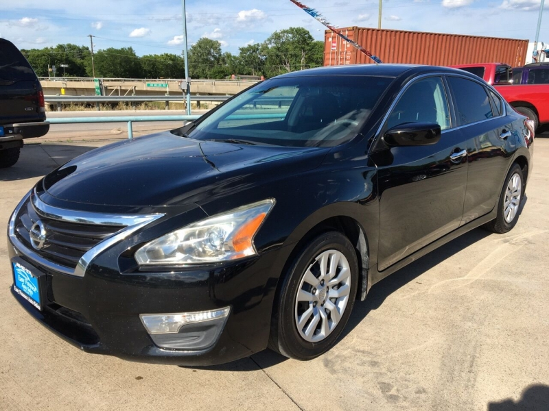 NISSAN ALTIMA 2013 price Call for Pricing.