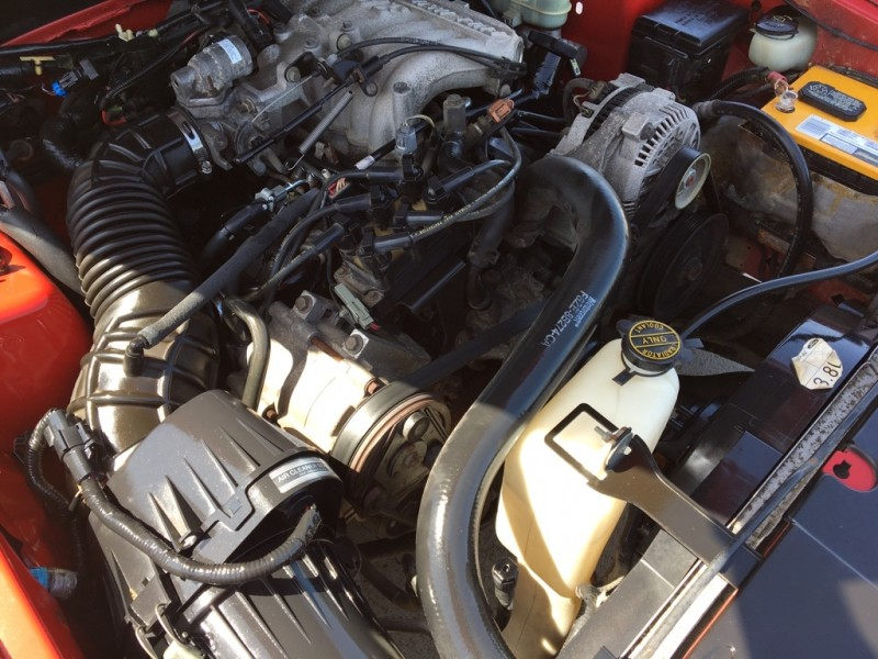 FORD MUSTANG 1998 price $3,995
