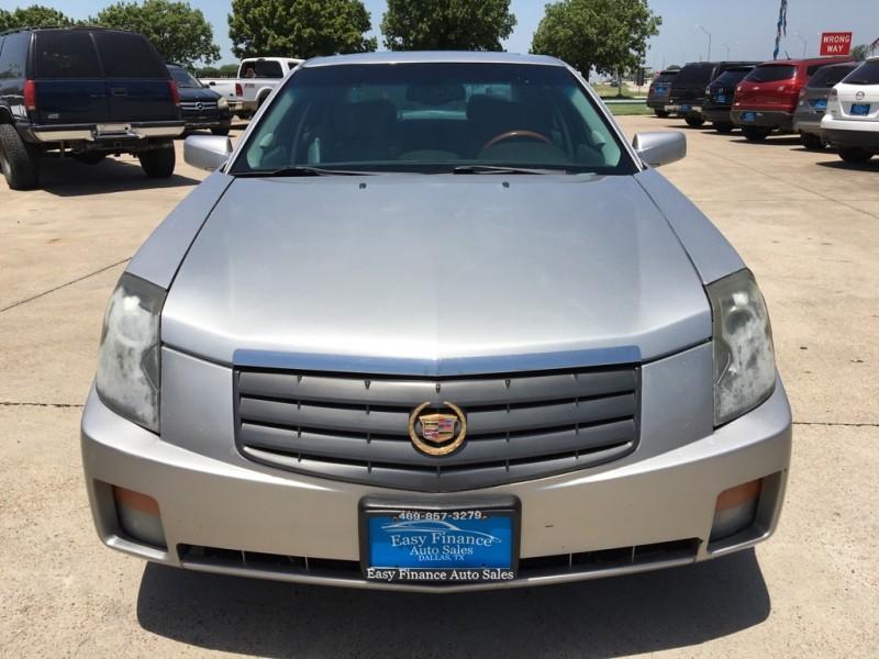 CADILLAC CTS 2004 price $4,800