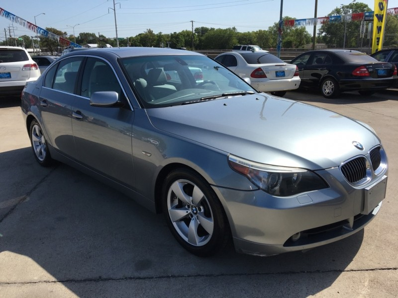 BMW 530 2007 price $5,250