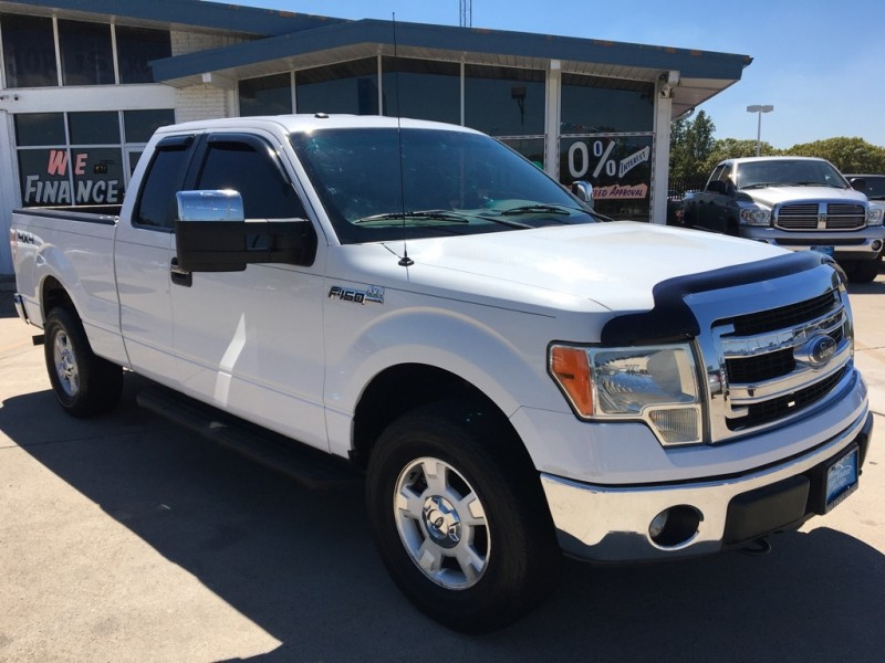 FORD F150 2013 price $8,800