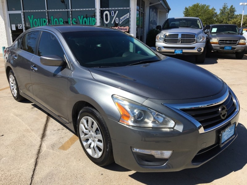 NISSAN ALTIMA 2014 price $9,500