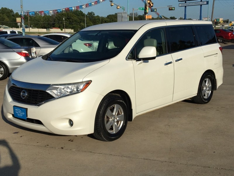 NISSAN QUEST 2012 price Call for Pricing.
