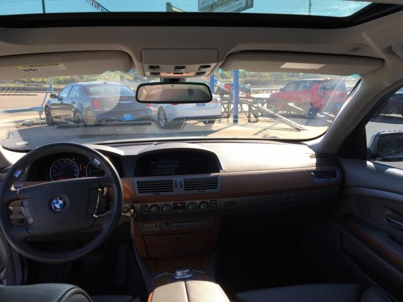 BMW 750 2008 price $7,800