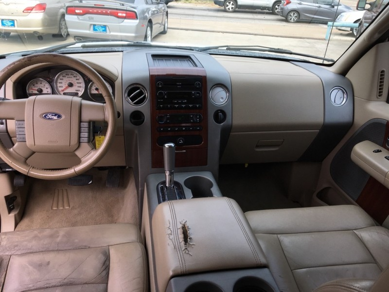 FORD F150 2006 price $6,995