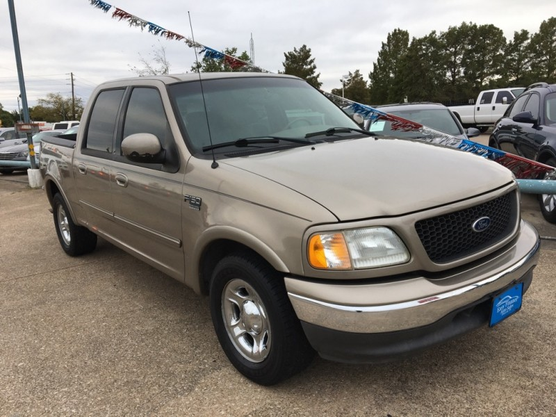 FORD F150 2002 price $5,495