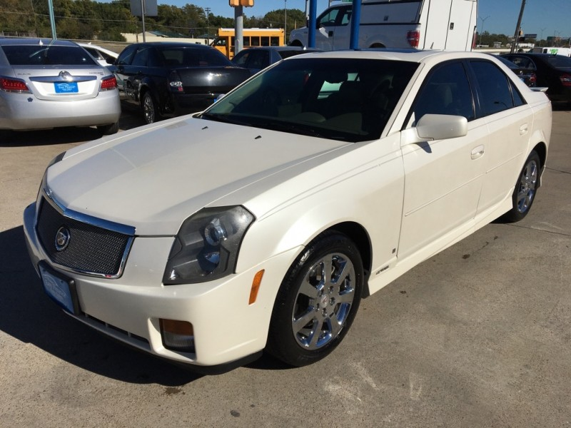 CADILLAC CTS 2007 price $7,995