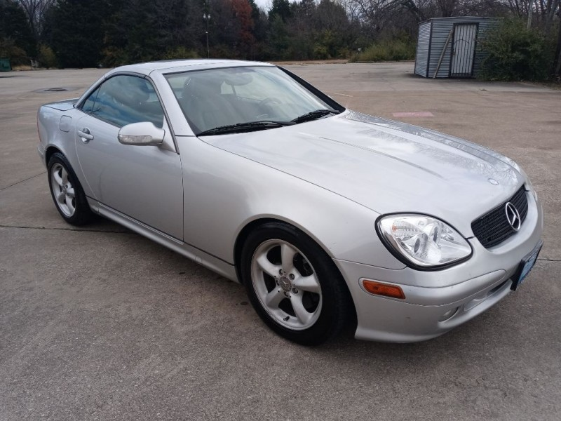 MERCEDES-BENZ SLK 320 2003 price $5,495