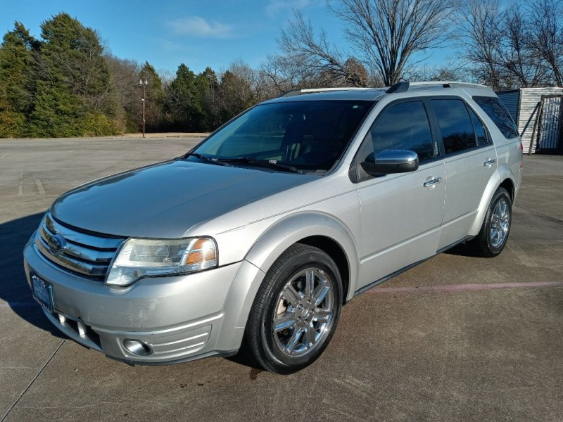 FORD TAURUS X 2009 price $4,499
