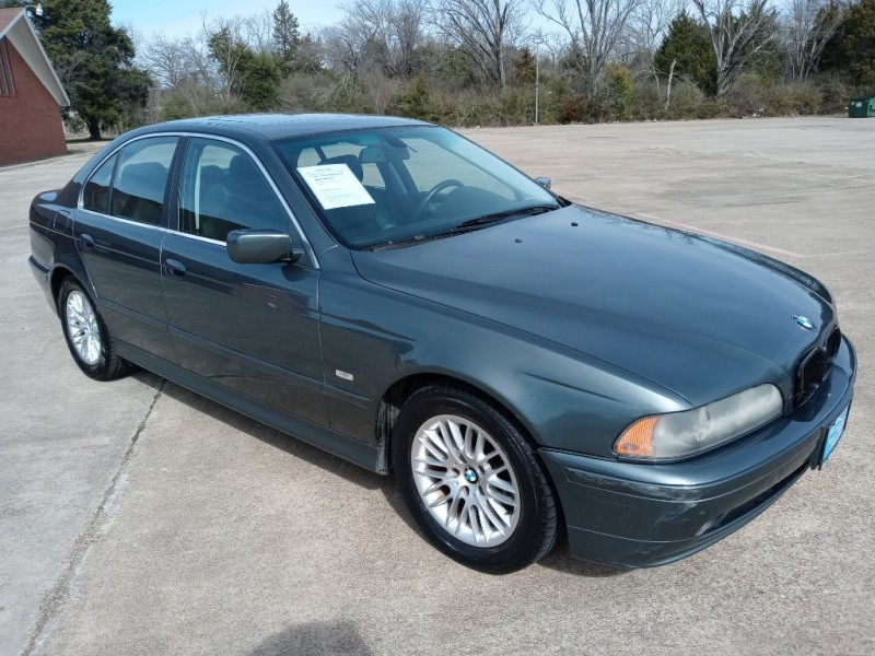 BMW 530 2003 price $6,495