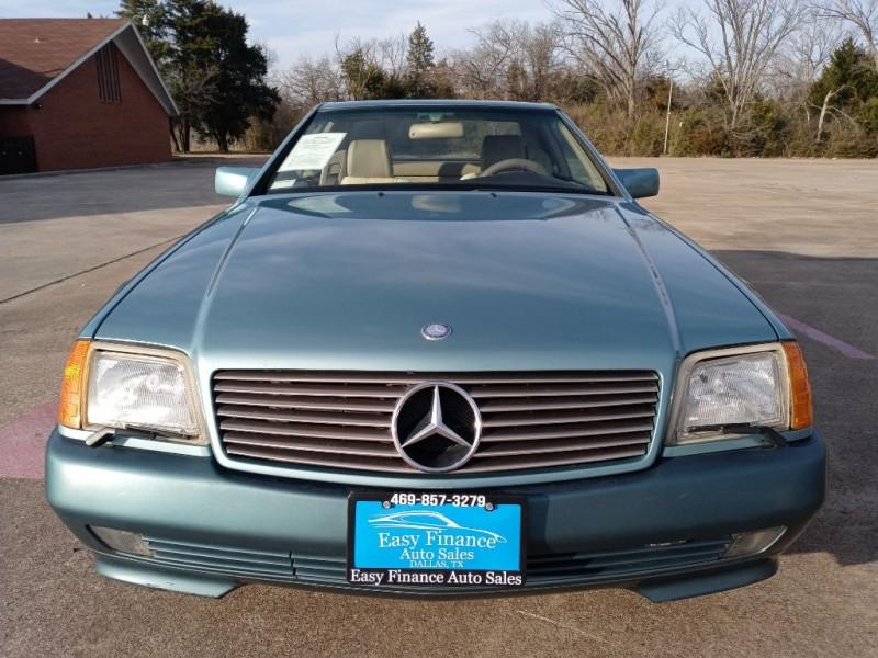 MERCEDES SL 500 1993 price $7,499