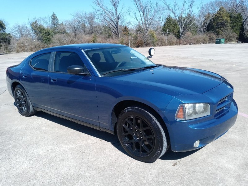 DODGE CHARGER 2009 price $5,999