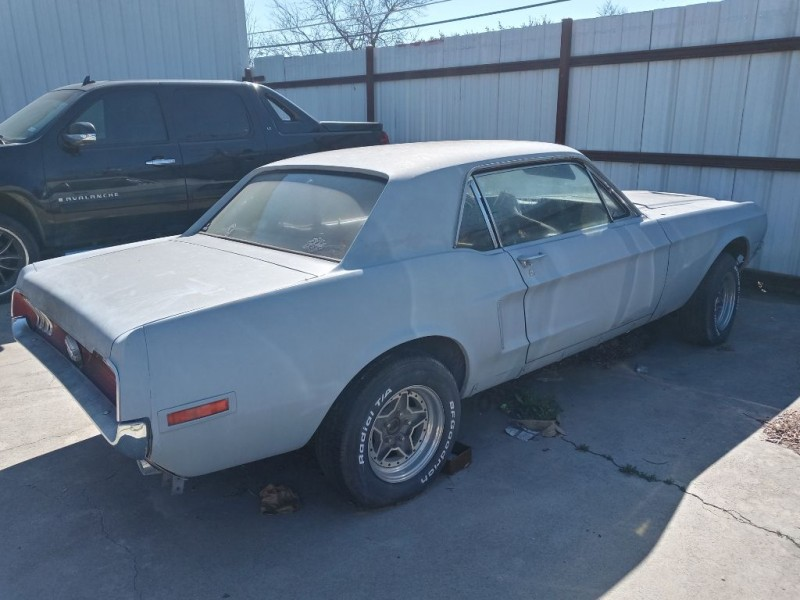 FORD MUSTANG 1968 price $7,999