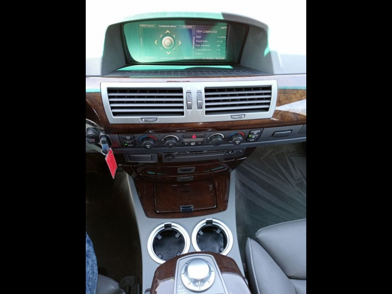 BMW 745 2004 price $7,500
