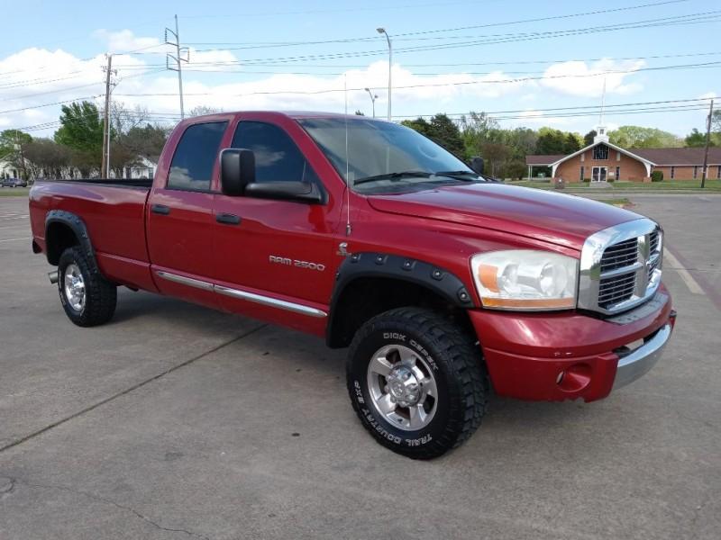 DODGE RAM 2500 2006 price $13,500