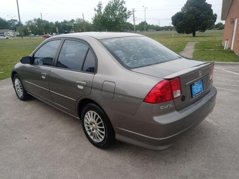 HONDA CIVIC 2005 price $4,499