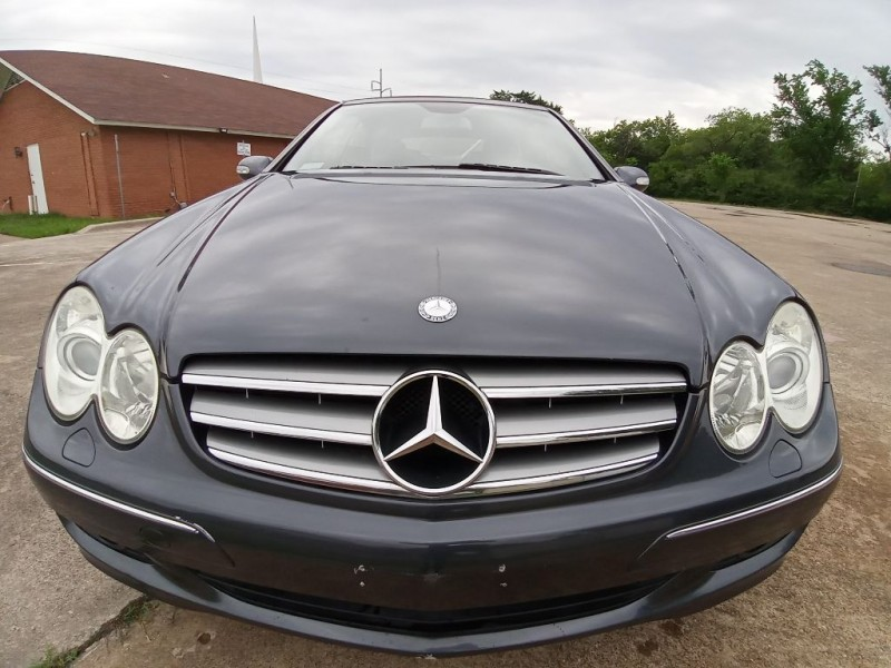 MERCEDES-BENZ CLK350 2008 price $9,500