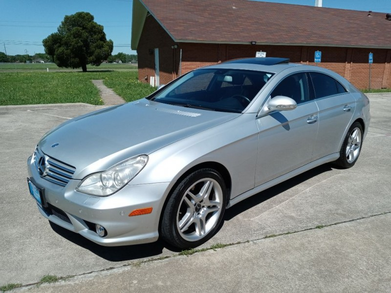 MERCEDES-BENZ CLS550 2007 price $11,995