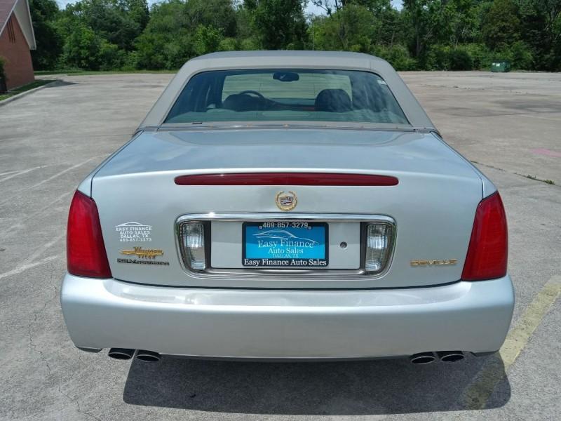 CADILLAC DEVILLE 2002 price $5,995