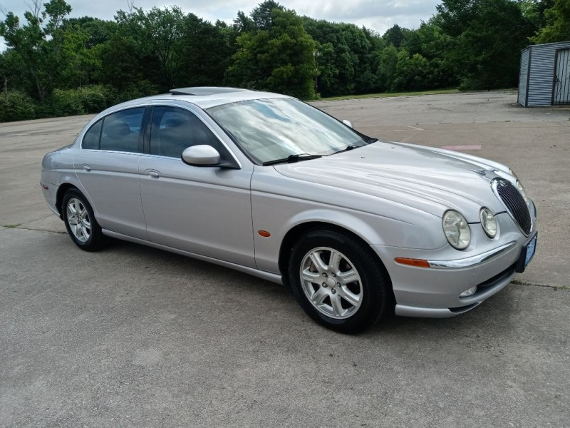 JAGUAR S-TYPE 2003 price Call for Pricing.