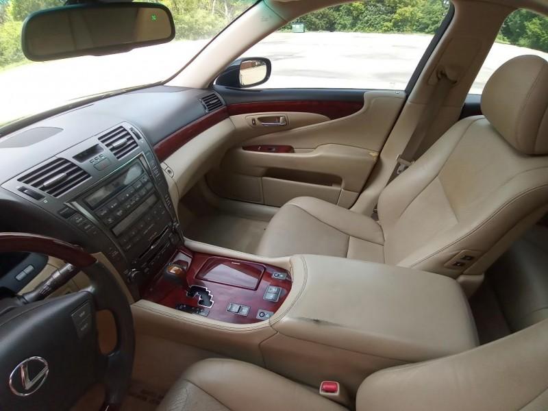 LEXUS LS 460 2008 price $9,495