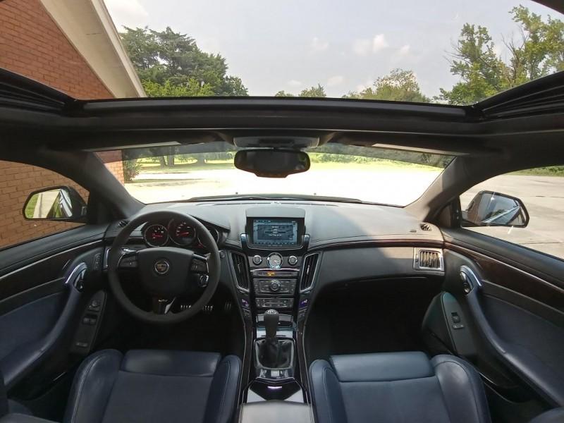 CADILLAC CTS-V 2014 price $39,975