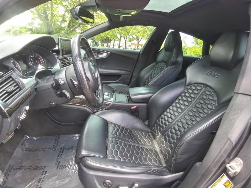 AUDI RS7 2015 price $44,000