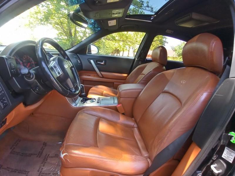 INFINITI FX35 2007 price $9,750
