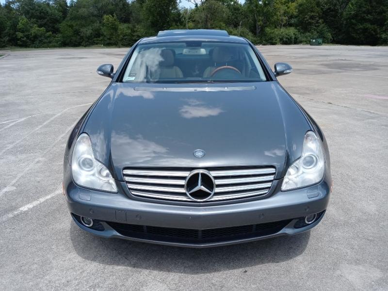 MERCEDES CLS 550 2008 price $15,995