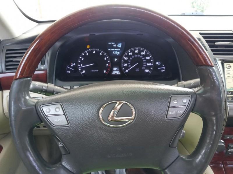 LEXUS LS 460 2007 price $9,850