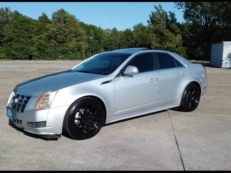 CADILLAC CTS 2012 price Call for Pricing.