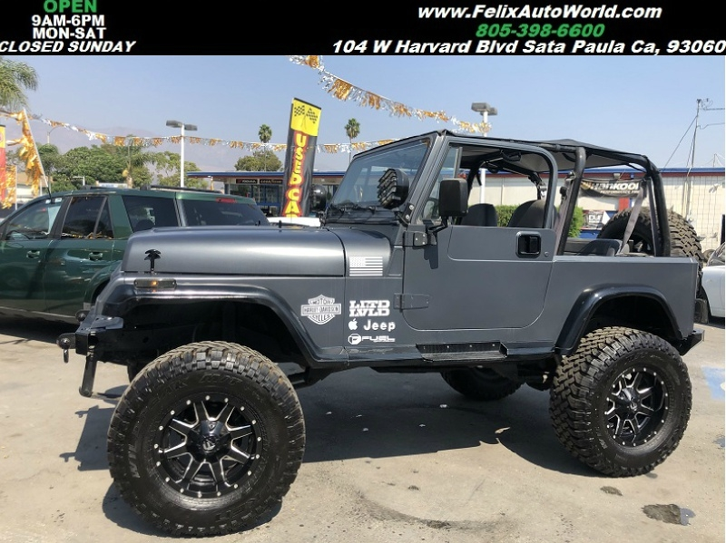 Jeep Wrangler 1991 price $12,995