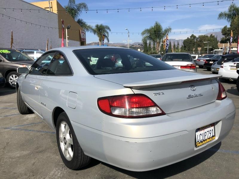 Toyota Camry Solara 1999 price $2,995