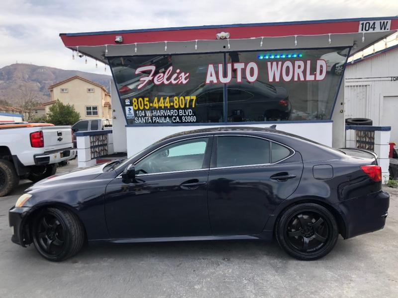 Lexus IS 250 2008 price $3,995