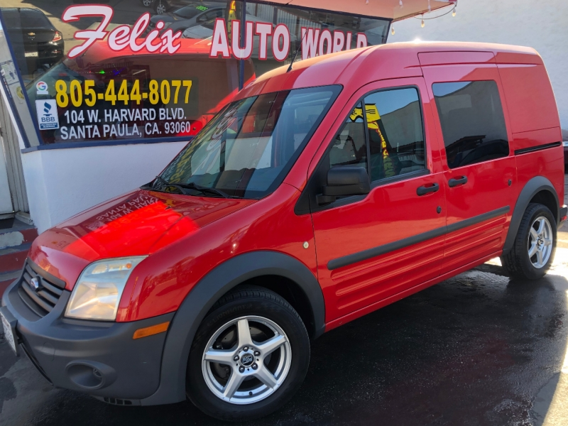 Ford Transit Connect Wagon 2010 price $5,995