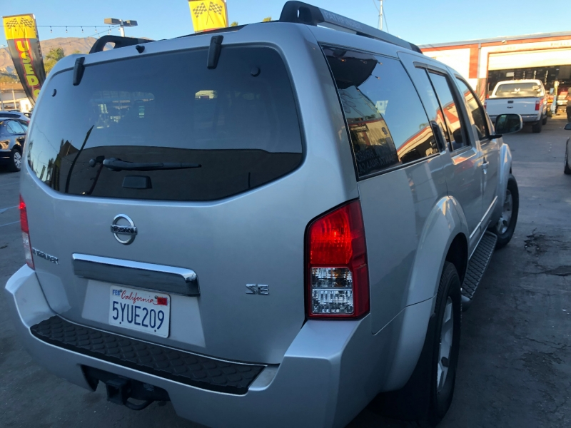 Nissan Pathfinder 2007 price $3,995