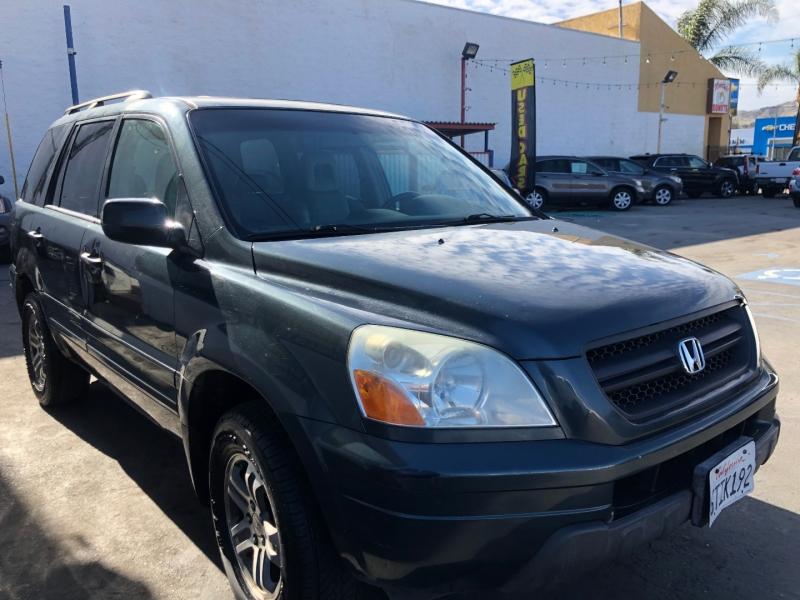 Honda Pilot 2005 price $3,995