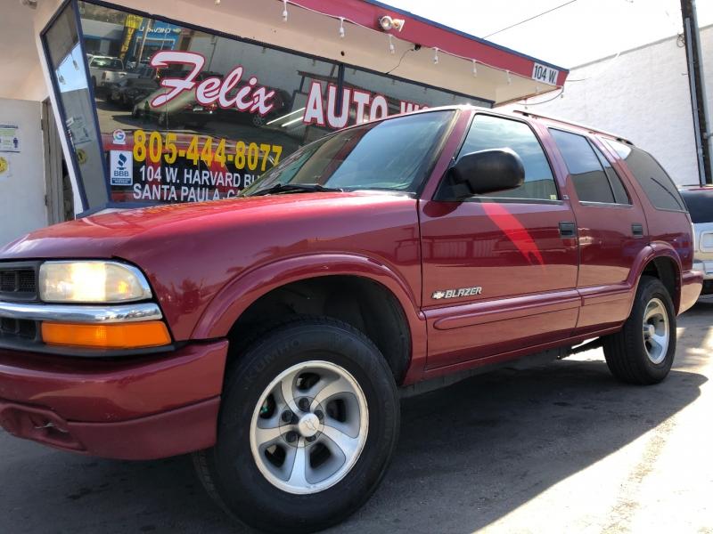 Chevrolet Blazer 2002 price $3,995