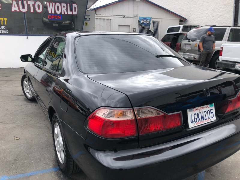 Honda Accord Sdn 1998 price $2,995