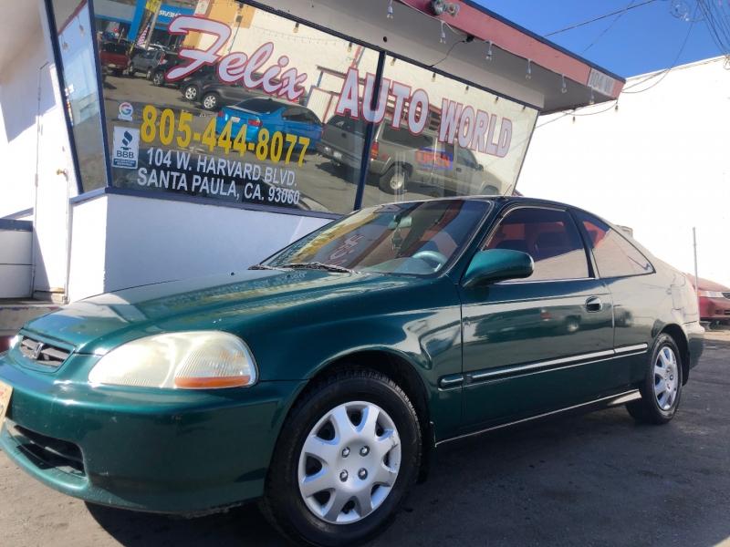 Honda Civic 1997 price $2,500