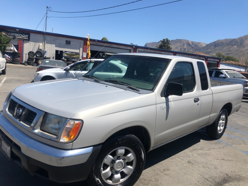 Nissan Frontier 2WD 1999 price $5,995