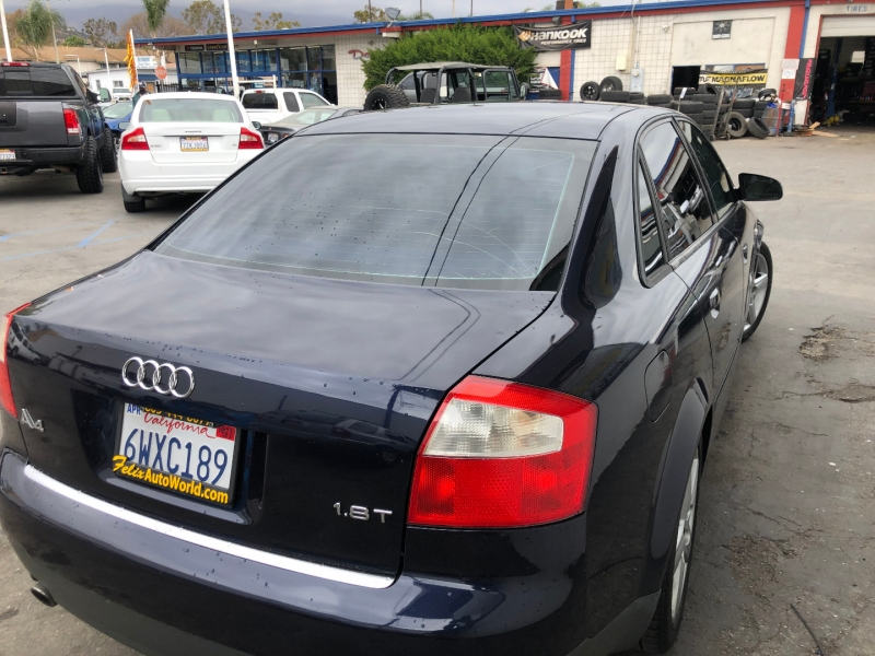 Audi A4 2002 price $3,995