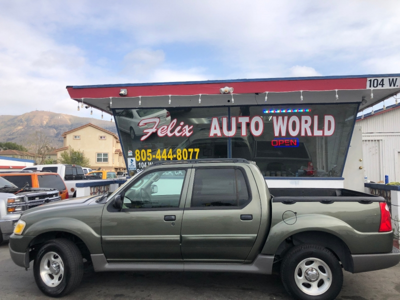 Ford Explorer Sport Trac 2003 price $4,995