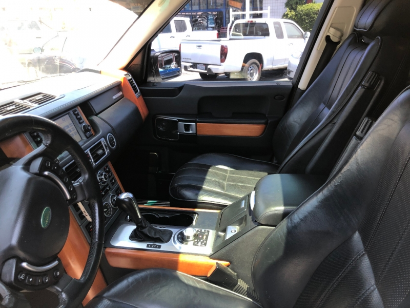Land Rover Range Rover 2007 price $5,995