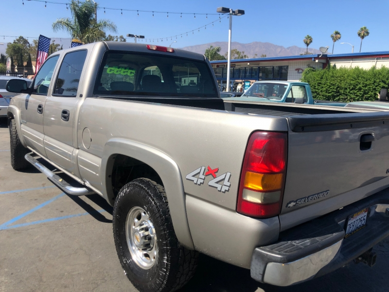 Chevrolet Silverado 1500HD 2001 price $5,995